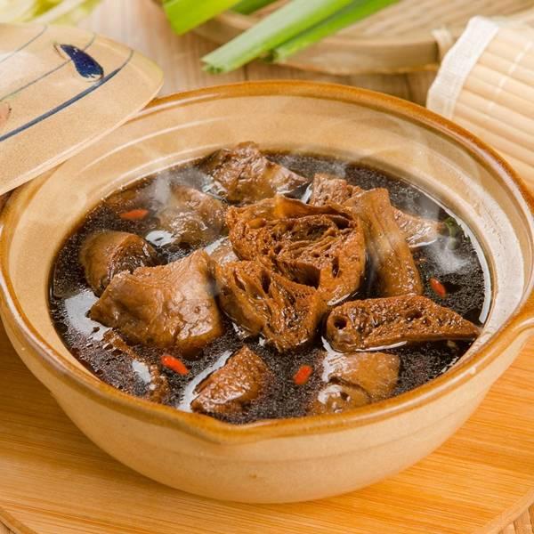 (任選)蔥媽媽 素食大補湯(含米酒)(400g)
