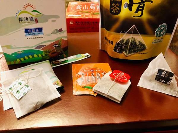 [心得] 烏龍茶粉絲的茶包小心得 阿里山,茶包,蔥媽媽