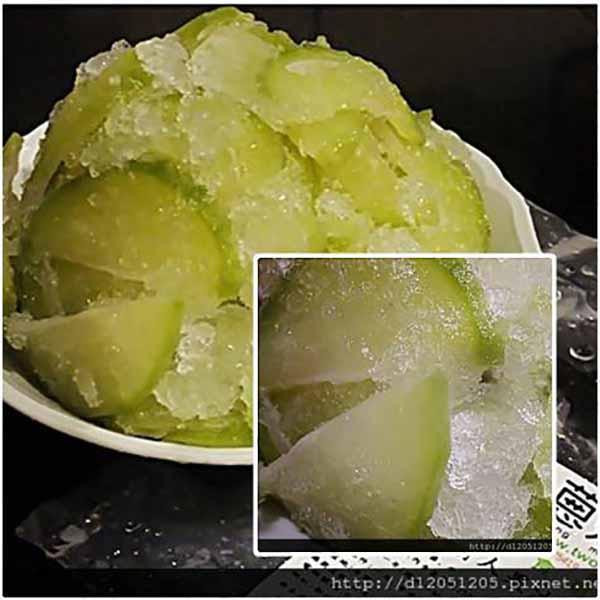 【體驗】蔥媽媽古早味情人果冰 創意吃法大變身 青芒果,情人果冰,夏天吃冰