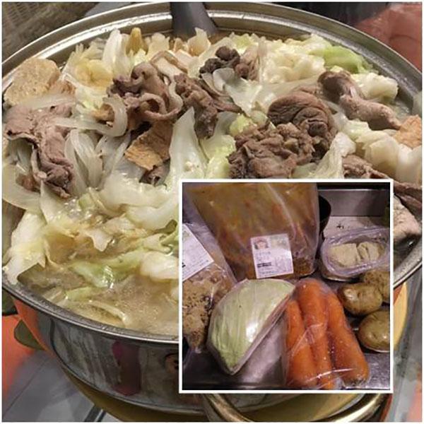 [心得] 調理包之爸爸上菜-藥膳羊肉麵線,薑母鴨火鍋  藥膳羊肉,薑母鴨,調理包