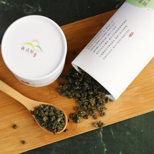 阿里山青心烏龍茶葉-1罐(150g/罐) 阿里山青心烏龍茶,烏龍茶 推薦,茶 推薦,森活原