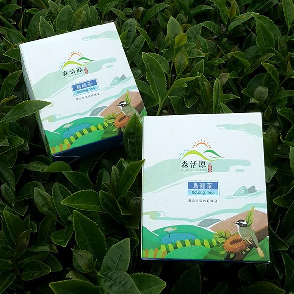 (無禮盒)阿里山青心烏龍茶包-2盒(15入/盒) 阿里山烏龍茶包,青心烏龍茶包 推薦,茶包禮盒 推薦,森活原