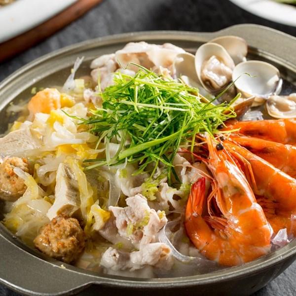[膳馨]酸菜白肉鍋 酸菜白肉鍋,火鍋,XO醬
