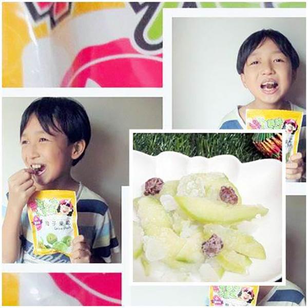 停停停不下來!【蔥媽媽】古早味情人果冰+梅子果乾 來點不一樣的中秋禮盒 禮盒,梅子果乾,情人果冰,芒果冰
