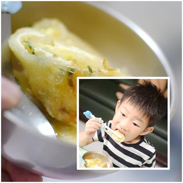 美味安心的蔥媽 手工蔥抓餅 及好吃餡餅讓皮小祐也喜歡吃蔥囉 蔥媽媽,餡餅,抓餅