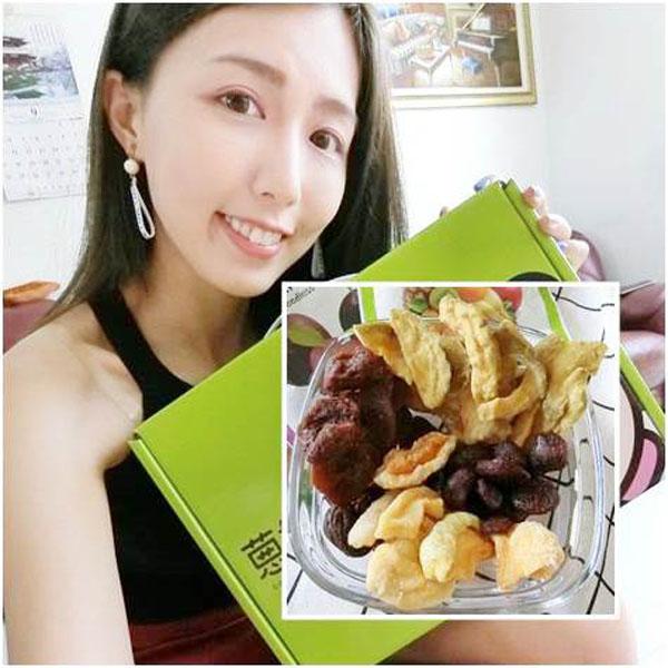 果乾禮盒 Jia佳妤 超愛的果乾零食,忍不住一口接一口的天然好滋味  出自Jia佳妤