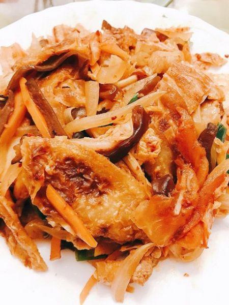 [食譜] 韓式泡菜炒肉混搭蔥媽媽中式抓餅 家庭好朋友,團購美食,團購美食
