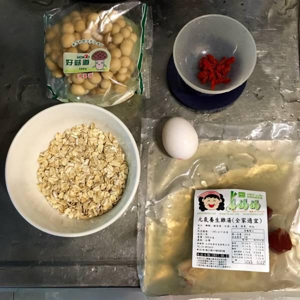 [原創]養生湯變身火鍋&滑蛋麥片雞粥 顧身體好物,蔥媽媽,居家良伴