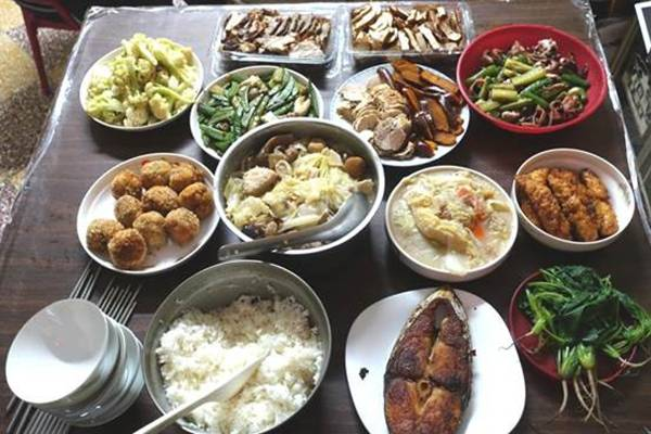 [料理交流] 年菜開箱!速速上菜之沒廚藝也能煮的蔥媽媽佛跳牆 蔥媽媽,年菜,團購美食