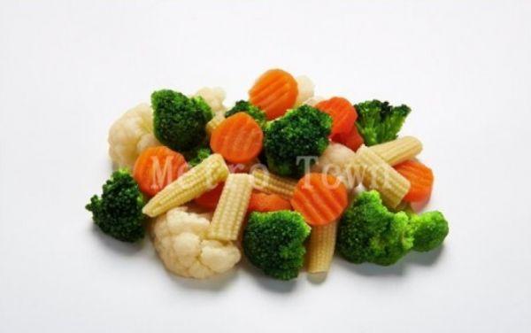 冷凍米蘭四色蔬菜