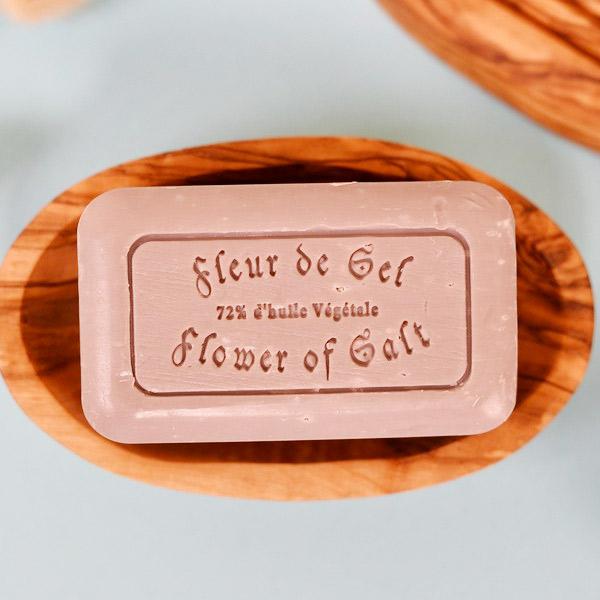 德國手工馬賽皂-法式鹽之花