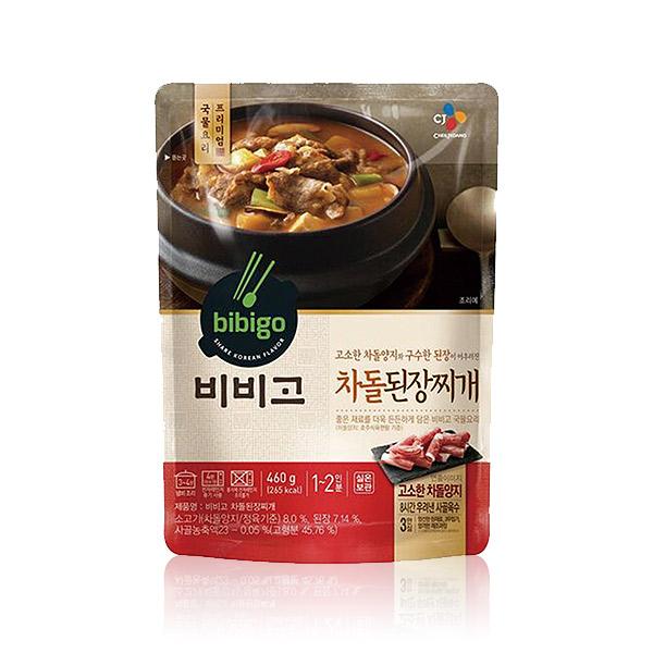 bibigo 牛肉大醬湯460g