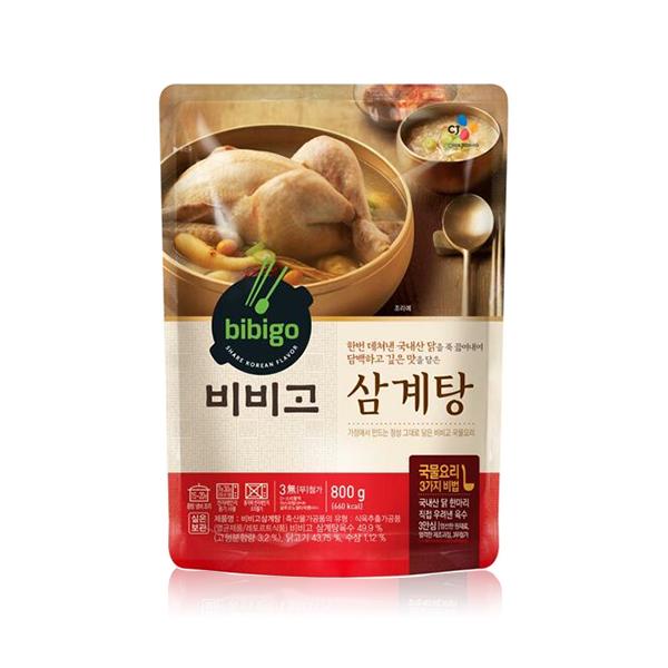 bibigo 蔘雞湯800g