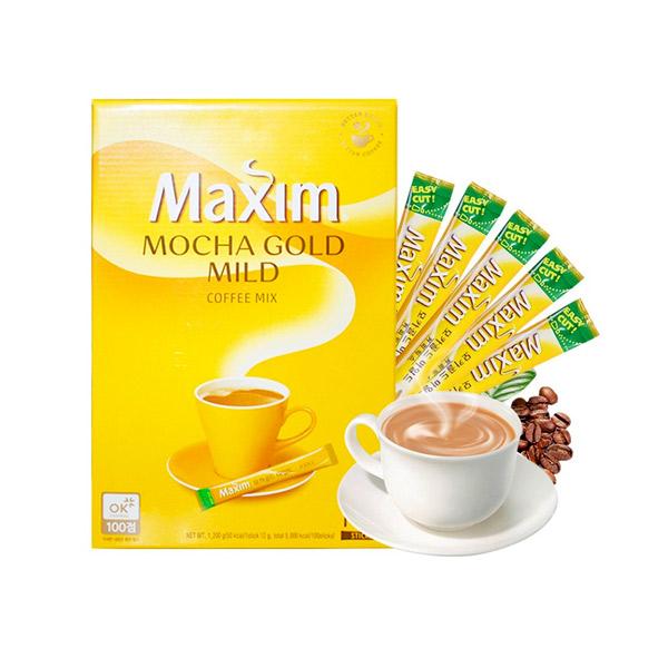 Maxim 摩卡咖啡(100T)