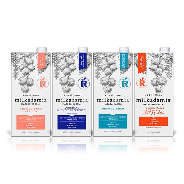 美國Milkadamia 夏威夷豆植物奶946ml