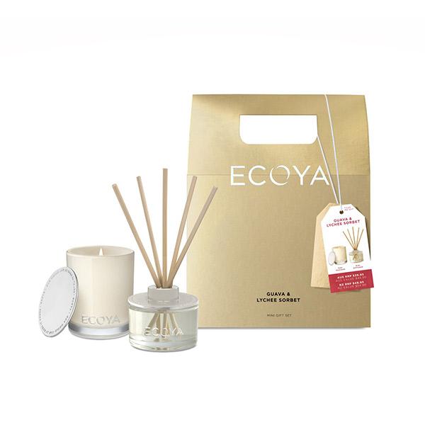Ecoya 經典迷你香氛金裝組