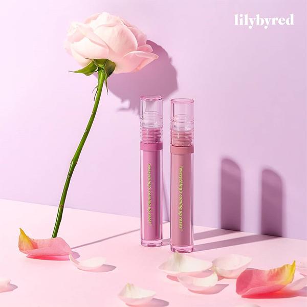 Lilybyred 玻璃水光唇釉
