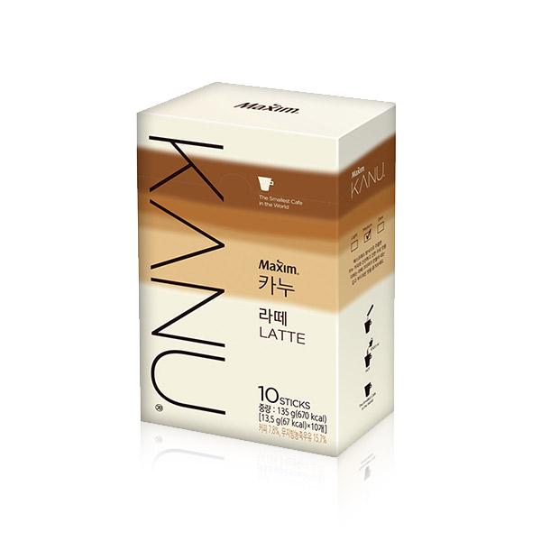 KANU 拿鐵咖啡(10T)