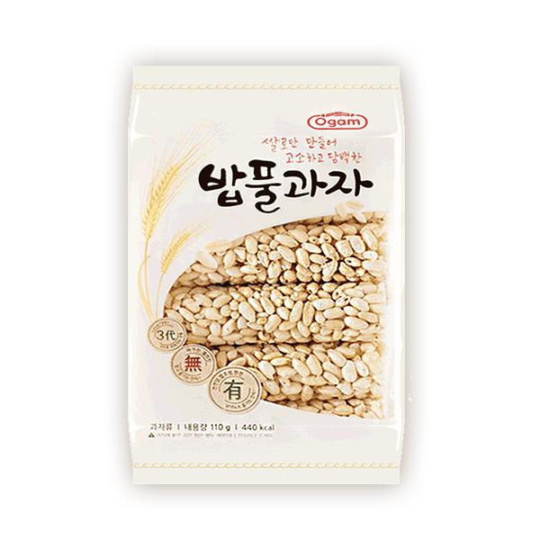 韓國蜜糖米香餅110g