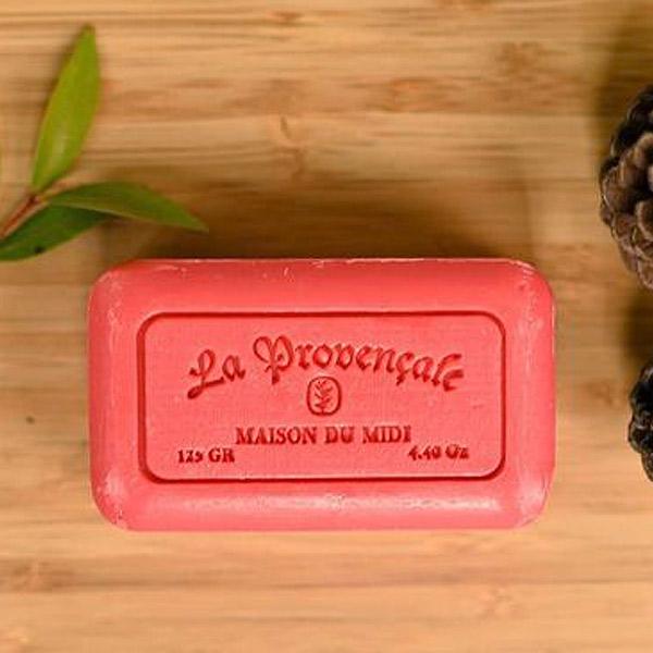 德國手工馬賽皂-覆盆莓果香