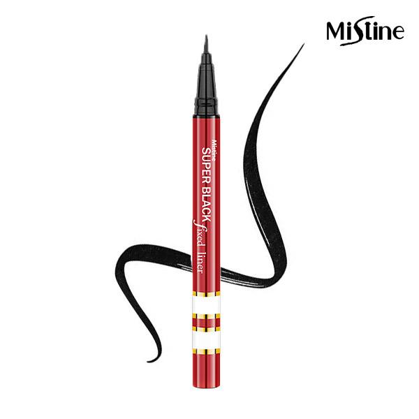 Mistine 超激黑眼線筆 (紅管)