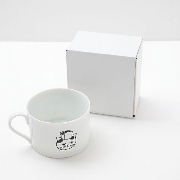 貓貓瓷碗/瓷杯