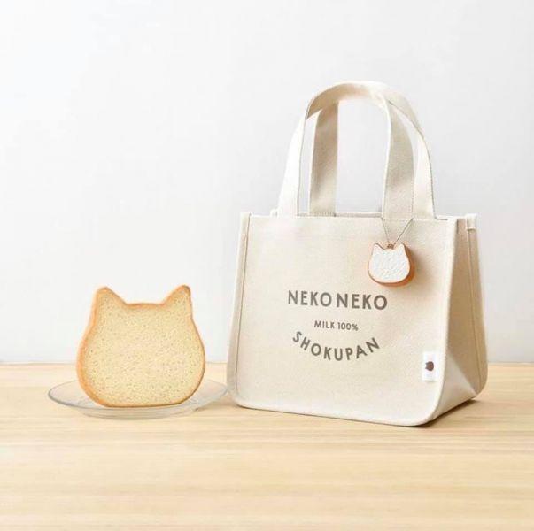 【限量款】貓咪午休帆布袋 包包,帆布包,吊飾,貓咪吐司