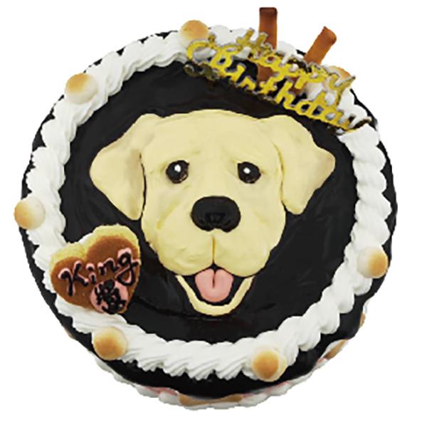 拉不拉多-4-吋蛋糕