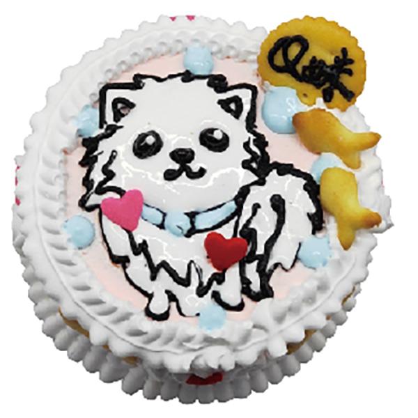博美-4-吋蛋糕