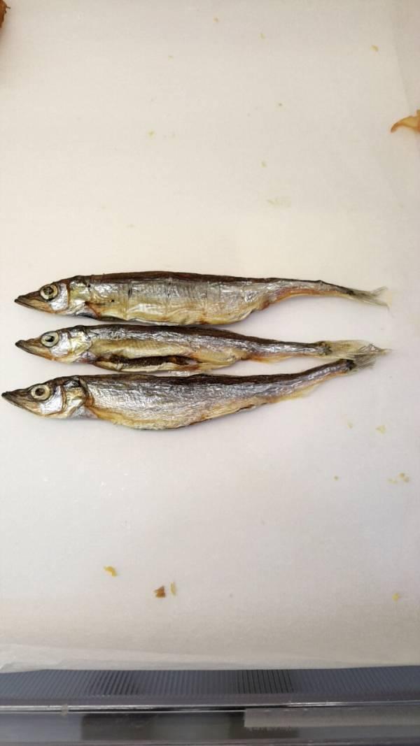 柳葉魚60g 會員價189