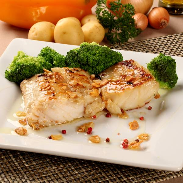 香煎鱈魚排 鱈魚,扁鱈,大比目魚,料理,食譜,冰島