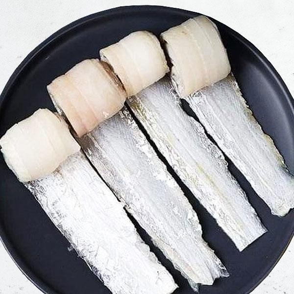 白帶魚片(去刺) 去刺白帶魚片,台灣,捲魚片