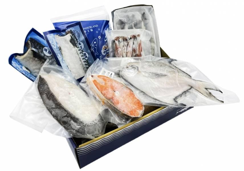 魚躍鮮饌禮盒 魚躍鮮饌禮盒