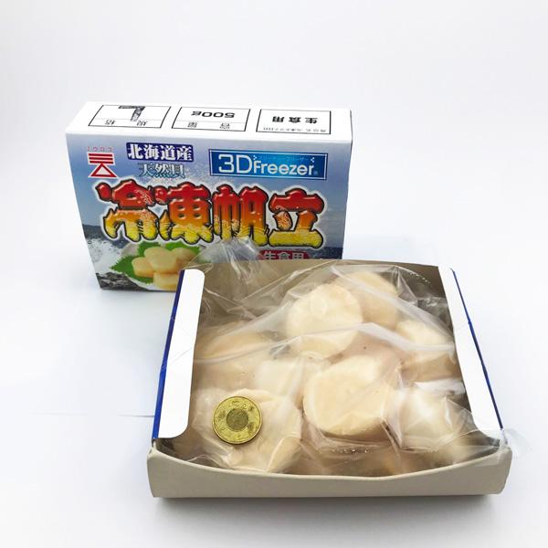 北海道(L)特大生食級干貝