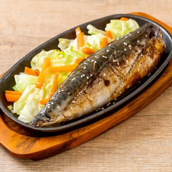 味增醬烤鯖魚