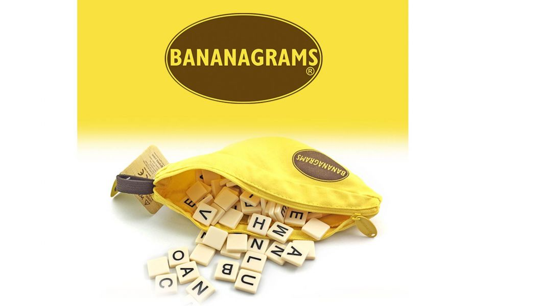 香蕉拼字 英文拼字桌遊 香蕉拼字, 英文拼字, 桌遊, 2PLUS