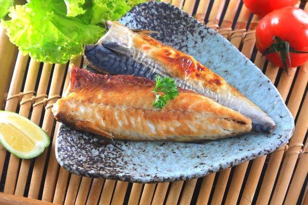 挪威鯖魚切片(50片入 120-140g/片)  便當店 簡餐店 業務裝