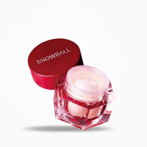 雪球霜 (50ml/瓶) 【清爽潤澤】 雪球霜,K.C WINWIN,kc 雪球霜,懶人保養,一罐保養品,多效能保養