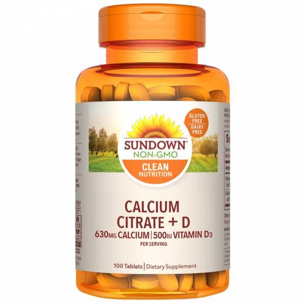 精純檸檬酸鈣+維生素D3強化錠(100錠/瓶)_效期至2022/2/28 骨質疏鬆,維生素D,檸檬酸鈣,鈣,孕婦