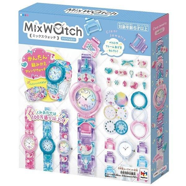 MEGA MIX手錶 果凍版/MA51478 MEGA MIX,果凍手錶,可愛手錶DIY