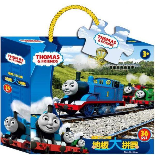 地板大拼圖 湯瑪士小火車 /TQ041A 地板大拼圖,湯瑪士小火車 /TQ041A