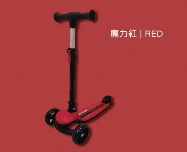 閃亮發光滑板車(魔力紅)/MV06081 閃亮發光滑板車(魔力紅),MV06081