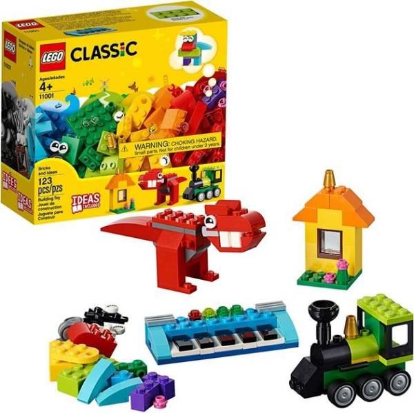 創意顆粒套裝/LEGO 11001/Classic 創意顆粒套裝,LEGO,11001,Classic