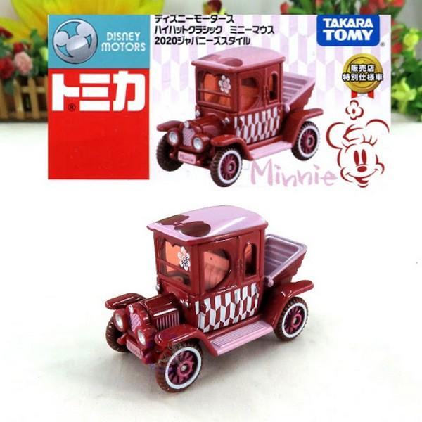 特仕車 高帽子米妮日本車(日本7-11限定)/DS16070 TOMICA代理版小車,特仕車,高帽子米妮日本車,日本7-11限定,DS16070,