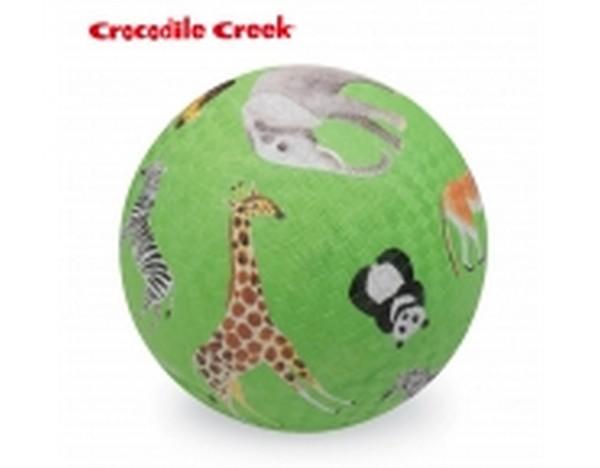 5吋兒童運動遊戲球-動物風情/21375