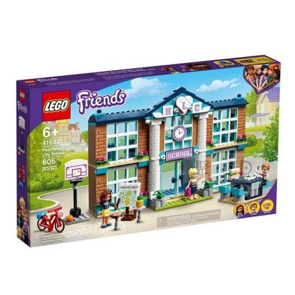 Friends-心湖城學校/L41682 樂高積木 女孩系列 Friends-心湖城學校,LEGO41682 ,樂高積木, 女孩系列