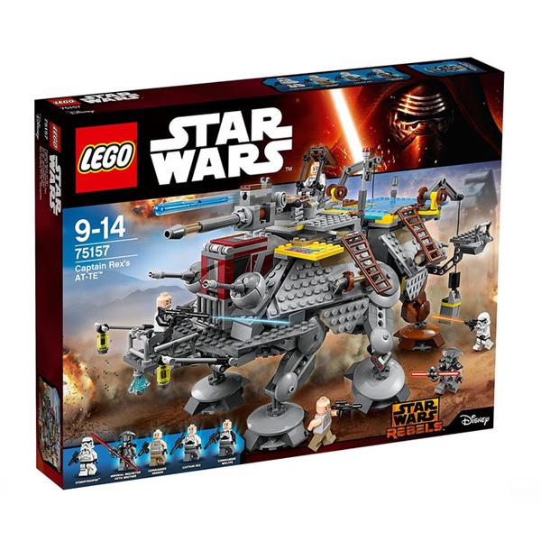 Captain Rexs AT-TE/L75157-樂高積木 星際大戰 STAR WARS-LEGO 75157 樂高積木,樂高積木 星際大戰 STAR WARS LEGO