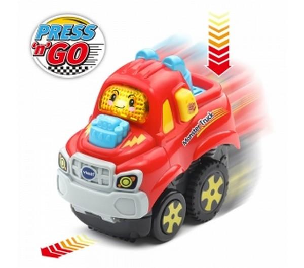 Vtech 嘟嘟聲光迴力衝鋒車-酷炫吉普車/515503 Vtech,幼教,發展玩具,早教