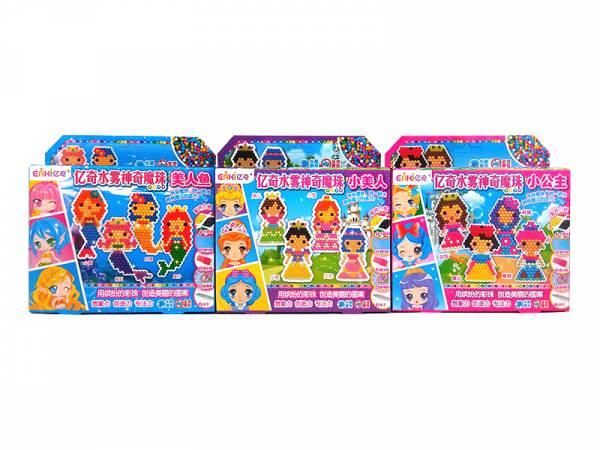 神奇水黏珠 水串珠/N-SWK1001-8 DIY創作玩具 混多樣式 隨機出貨不挑款/億奇神奇魔珠 限時特賣