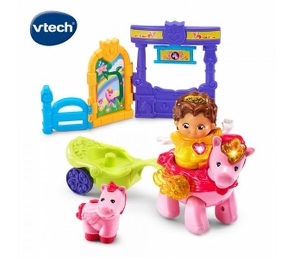 公主與獨角獸組 Vtech 夢幻城堡系列/177100 Vtech,幼教,發展玩具,早教